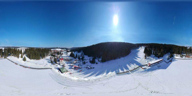 Ski areál Pernink