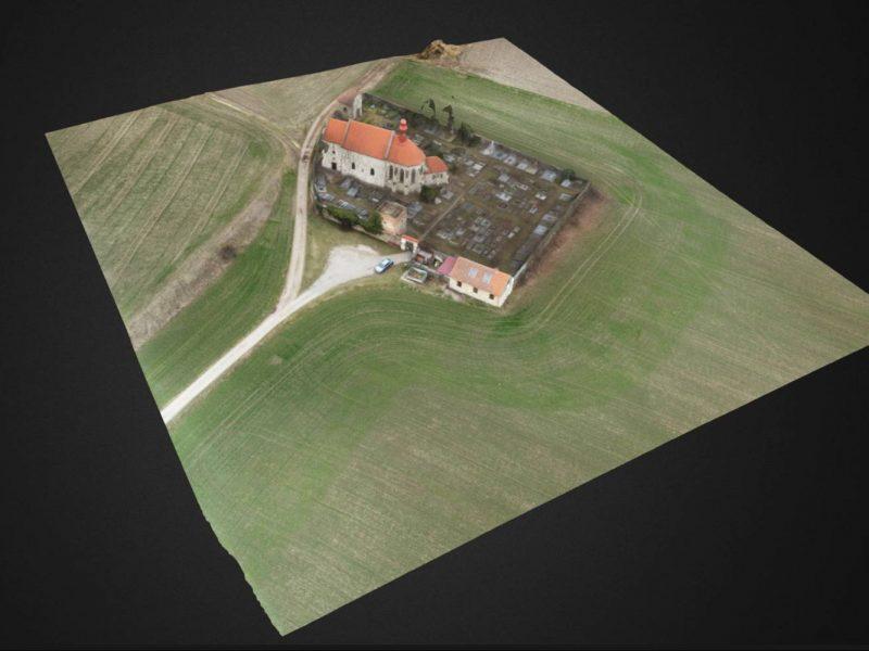 Kostel2 model